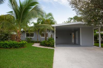 Palm Beach Gardens Single Family Home For Sale: 364 Lighthouse Drive
