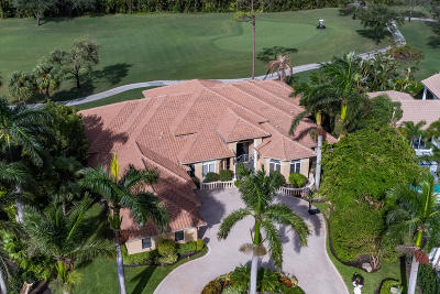 Delray Beach Single Family Home For Sale: 6220 Hollows Lane