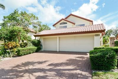 Boca Raton Single Family Home For Sale: 21582 Town Place Drive