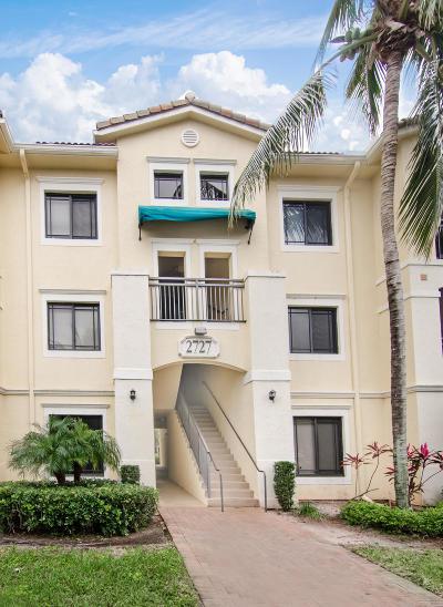 Palm Beach Gardens Condo For Sale: 2727 Anzio Court #106
