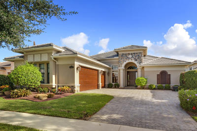 Boynton Beach Single Family Home For Sale: 9295 Equus Circle