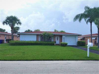 Deerfield Beach Single Family Home For Sale: 4811 NW 13th Avenue