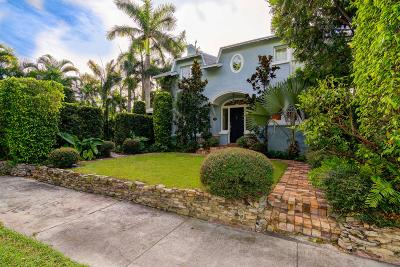 West Palm Beach Single Family Home For Sale: 2739 S Olive Avenue