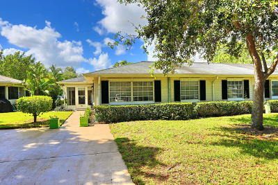 Boynton Beach Single Family Home For Sale: 10145 40th Way S #235