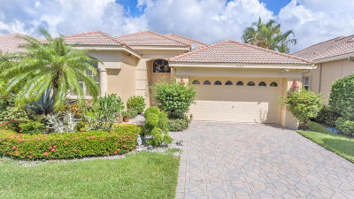 Wellington Single Family Home For Sale: 10565 Laurel Estates Lane