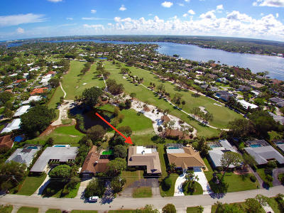 Jupiter Single Family Home Contingent: 329 Fairway