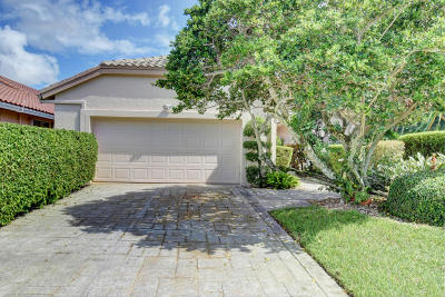 Boca Raton Single Family Home For Sale: 19452 Cedar Glen Drive
