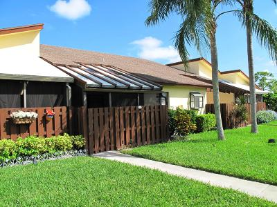 Delray Beach Single Family Home For Sale: 5081 Nesting Way #B