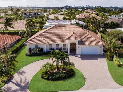 Juno Beach Single Family Home Contingent: 450 Lyra Circle