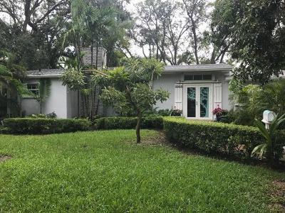 Miami Single Family Home For Sale: 3968 Park Avenue