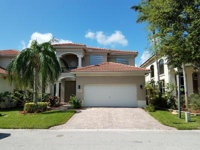 West Palm Beach Single Family Home For Sale: 1063 Center Stone Lane