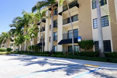 Palm Beach Gardens Condo For Sale: 4905 Midtown Lane #2209