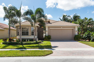 Boynton Beach Single Family Home For Sale: 7316 Maple Ridge Trail