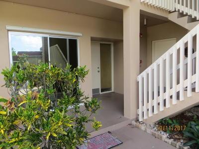 Palm Beach Gardens Condo For Sale: 11800 Avenue Of The Pga #10