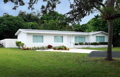 Fort Lauderdale FL Single Family Home For Sale: $415,000