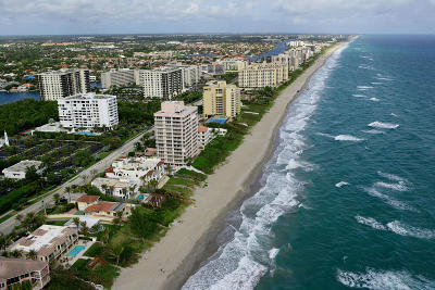 Villa Nova Condo For Sale: 3505 S Ocean Boulevard #8-N