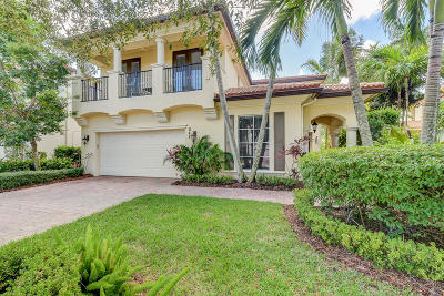 Palm Beach Gardens Single Family Home For Sale: 848 Madison Court