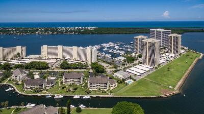 North Palm Beach Condo For Sale: 115 Lakeshore Drive #649
