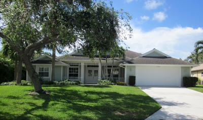 Stuart Single Family Home For Sale: 3662 SE Forecastle Court