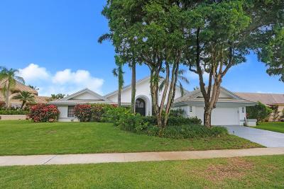 Boca Raton Single Family Home For Sale: 23414 Savona Court