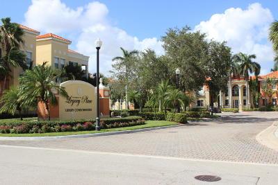 Palm Beach Gardens Condo For Sale: 11014 Legacy Drive #301