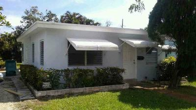 Boynton Beach Single Family Home For Sale: 910 SE 3rd Street