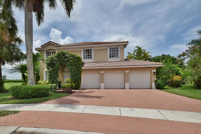 Boca Raton Single Family Home For Sale: 10912 Tea Olive Lane