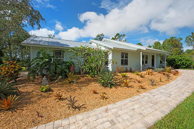 Jupiter Single Family Home For Sale: 16914 134th Terrace