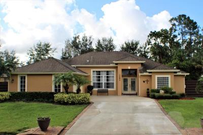 Port Saint Lucie Single Family Home For Sale: 1292 SW Porter