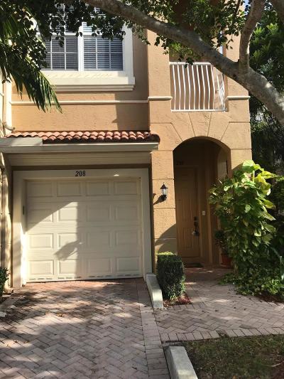 Palm Beach Gardens Condo For Sale: 4870 Bonsai Circle #208