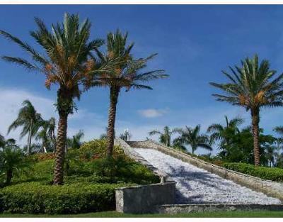 West Palm Beach Single Family Home For Sale: 2277 Egret Cove Drive E