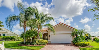Port Saint Lucie Single Family Home For Sale: 425 SW Crabapple Cove