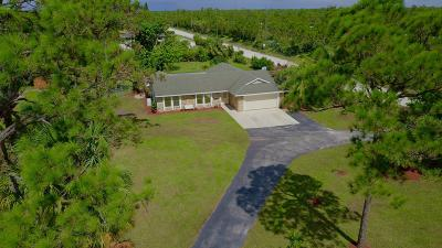 West Palm Beach Single Family Home For Sale: 11033 41st Court
