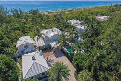 Hobe Sound Rental For Rent: 489 S Beach Road