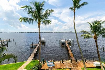 Jensen Beach Single Family Home For Sale: 766 NE River Terrace