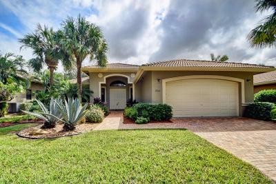 Boynton Beach Single Family Home For Sale: 7825 Via Grande