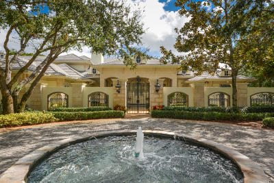 Boca Raton Single Family Home For Sale: 7894 Dunvagen Court