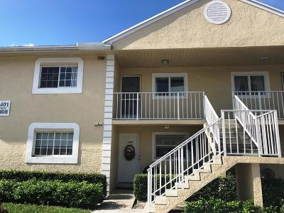 Royal Palm Beach Condo For Sale: 1407 Palm Beach Trace Drive #1407