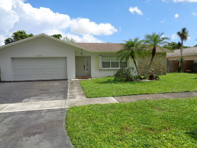 Boca Raton Single Family Home For Sale: 108 Orchard Ridge Lane