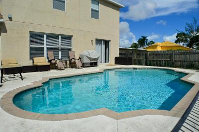 Delray Beach Single Family Home For Sale: 5116 Sunrise Boulevard