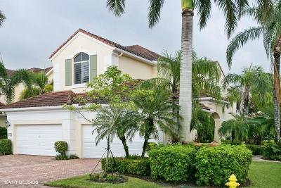 Palm Beach Gardens Condo For Sale: 122 Palm Bay Terrace #D
