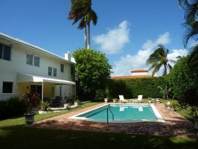 Palm Beach Single Family Home For Sale: 418 Seaspray Avenue