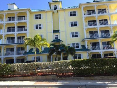 Juno Beach Rental For Rent: 810 Juno Ocean Walk #403