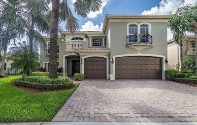 Delray Beach Single Family Home For Sale: 16216 Mira Vista Lane