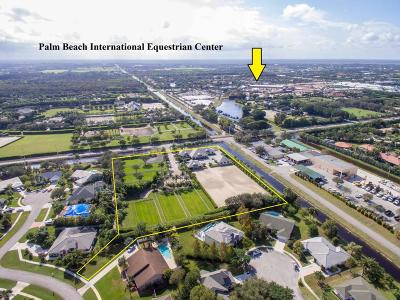 Palm Beach County Rental For Rent: 13901 Pierson Road
