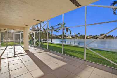 Lake Worth Single Family Home For Sale: 7593 Givhans Court