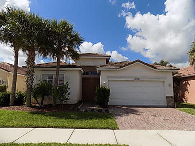 Port Saint Lucie Single Family Home For Sale: 10921 SW Dunhill Court