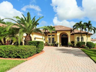Port Saint Lucie Single Family Home For Sale: 816 SW Saint Julien Court