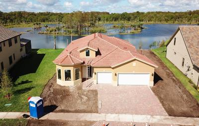 Single Family Home Sold: 205 Blanca Isles Lane