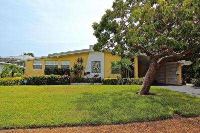 Boca Raton Single Family Home For Sale: 530 NE 17th Street